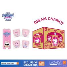 Dream Chariot Box Pokana Super Pants G*rl Xl22 Isi 4 Free Matching Sticker Diskon Akhir Tahun