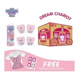 Cara Beli Dream Chariot Box Pokana Super Pants G*rl Xl22 Isi 4 Free Matching T Shirt And Sticker¬Ý