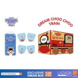 Jual Dream Train Box Pokana Super Pants Boy M32 Isi 4 Free Matching Sticker¬Ý Satu Set
