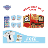 Jual Dream Train Box Pokana Super Pants Boy M32 Isi 4 Free Matching T Shirt And Sticker Pokana Di Jawa Timur