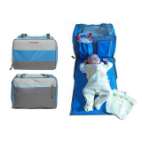 Model D Renbellony Diaper Bag Exclusive Biru Tas Bayi Baby Bag Tas Diaper Terbaru