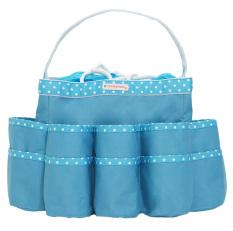 D Renbellony Diaper Caddy Organizer Blue Tas Organizer Bayi Tas Bayi Tas Perlengkapan Bayi D Renbellony Diskon 50