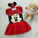 Jual Dress Bayi Anak Minnie Face Online
