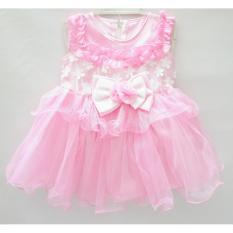 Dress Gaun Pesta Bayi - Belle Dress Baby