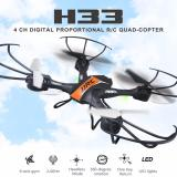 Beli Drone Rc Quadcopter Jjrc H33 Drone 2 4Ghz 4Ch 6 Axis 360 Flip Headless Remote Control
