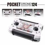 Pocket Drone Fh222 4Ch 6Axis Quadcopter Fq124 Rtf Xmas Gift Special Blackhawk Murah Di Jawa Barat