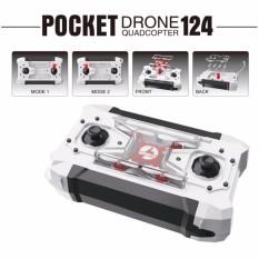 Dapatkan Segera Pocket Drone Fh222 4Ch 6Axis Quadcopter Fq124 Rtf Xmas Gift Special