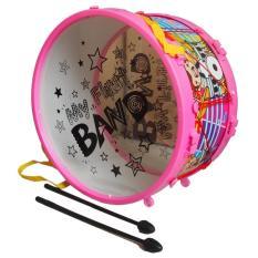 Drum Set Mainan Edukasi Anak OCT0106-4 - Multicolor