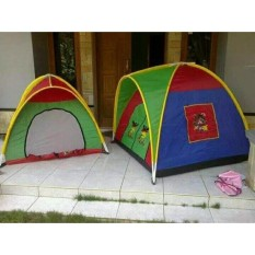 Review Dryrha Tenda Anak 100Cm X 100Cm Jawa Barat