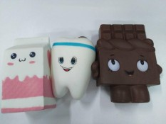 Berapa Harga Dsstyles 3 Packed Squishies Jumbo Squishy Teeth Milk Box Chocolate Cute Shape Slow Rising For Fun Stress Relieve Gift Toy Intl Oem Di Tiongkok