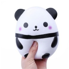 Spesifikasi Dsstyles Cute Squishy Slowing Rising Simulation Panda Egg Soft Scented Squeezed Toys Gifts For Stress Relief Intl Murah