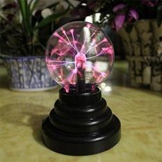 Jual Dsstyles Plasma Ball Light Lightning Sphere Partai Usb Operated Intl Online Di Tiongkok