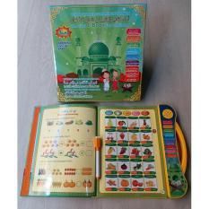 E book Muslim playpad 3 in1 3 bahasa