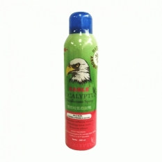 Ulasan Lengkap Eagle Eucalyptus Disinfectant Spray 280Ml