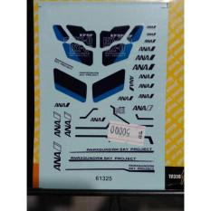 Easy Decal Decal 61325 Unicorn Gundam X Ana - Omydku