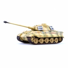 Easy Model King Tiger Schwere Pz.Kp no.12 Miniatur Panser 10 cm 1:72