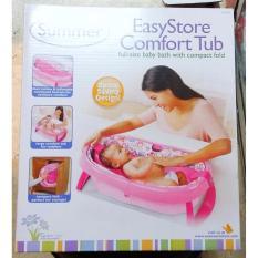 Beli Easystore Summer Infant Baby Bath Tub Tempat Mandi Bayi Secara Angsuran