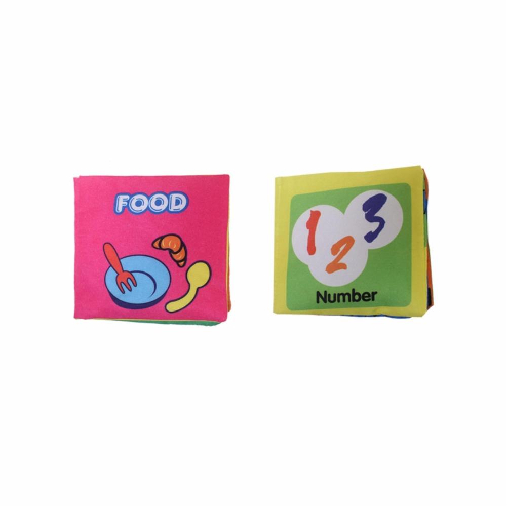 Beli Rak Lemari Buku Serbaguna Portable 5 Susun 4 Ruang Book Rack Eelic Ayi Bu01 1 Set 2 Pcs Food Number Baby Mainan