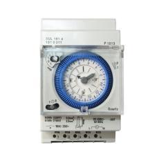 EELIC SAT-S181D Saklar Timer Atau Timer Switch AC 16A 110V 230V 50 - 60 HZ Maksimal 1100 WATT