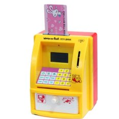 Eigia Celengan ATM Pooh - Kuning