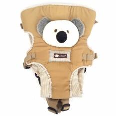Harga Eigia Gendongan Bayi Jesen Carrier Sling Backpack Portable Kangaroo Style Perlengkapan Perlak Bayi Travel Portable Brown Original