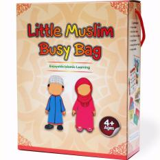 Harga El Hana Little Muslim Busy Bag