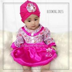 eLBi-Baju lebaran anak bayi-Little Bee Boutique I blooming