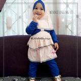 Jual Elbi Winnie Legging Set Baju Muslim Balita Setelan Bayi Perempuan By Little Bee Boutique Murah