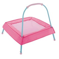 Elc Junior Trampoline - Pink By Mothercare & Elc.