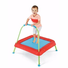 Elc Junior Trampoline - Red By Mothercare & Elc.