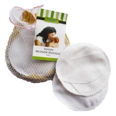 Elfazzclodi- Breastpad Baby Oz/ Penyerap Asi Cuci Ulang Isi 3 Pasang By Elfazzclodi.