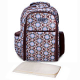 Daftar Harga Elle Diaper Bag Tribal Backpack Diaper Changing Matt Cokelat Elle