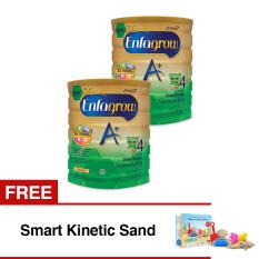 Promo Enfagrow A 4 Susu Formula Madu 800 Gr Tin Isi 2 Kaleng Gratis Smart Kinetic Sand Di Indonesia