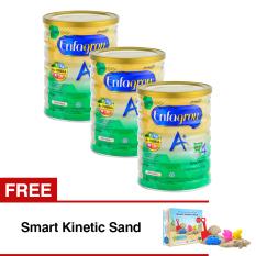 Harga Enfagrow A 4 Susu Formula Vanila 800 Gr Tin Isi 3 Kaleng Gratis Smart Kinetic Sand Yg Bagus