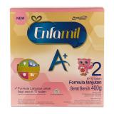 Katalog Enfamil A 2 Susu Bayi Plain 400 Gr Box Terbaru