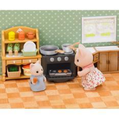 Epoch Sylvanian Families Oven Set