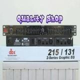 Diskon Besarequalizer Dbx 215 Baru Garansi 1 Tahun Original