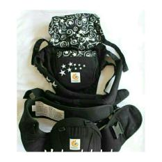 Spesifikasi Ergo Baby Hipseat Black Night Sky