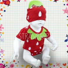 Harga Ermon Jumper Bayi Strawberry Asli Ermon