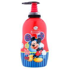 Toko Eskulin Kids Bath Soap Mickey Aloe Vera Botol 750Ml Terlengkap