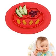 Review Esogoal Balita Silikon Tatakan Suction Plates Was The Piece Feeding Hidangan Mangkuk Oval Bentuk