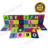 Spesifikasi Evamats Abjad Mini Abc 123 Ukuran 15 X 15 Cm Isi 40Pcs Evazmj Ocean Toy Terbaru