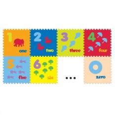 Harga Evamats Puzzle Numbers Pictures Origin