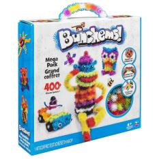 Harga Family Bunchems Mega Pack 400 Pieces Bunchems Indonesia