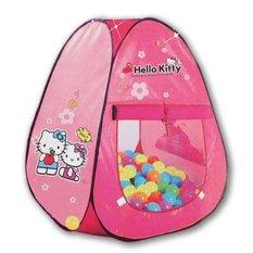 Family Tenda Anak Hellokitty - Pink