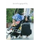 Dapatkan Segera Fashion Bayi Tas Popok Untuk Ibu Backpack Maternity Tas Untuk Ibu Bag Baby Stroller Organizer Diaper Backpack Besar Nappy Bag Intl