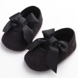 Review Pada Fashion Sepatu Bayi Perempuan Lembut Bagian Bawah Sepatu Putri For Usia 1 M 12 M Hitam Internasional