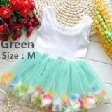 Beli Fashion Lovely Balita Bayi Perempuan Putri Partai Tutu Renda Flower Gaun Rok Pakaian Intl Murah