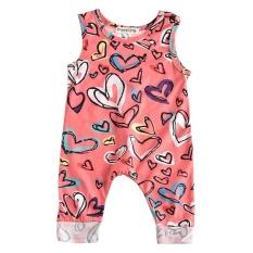 Fashion Balita Anak-anak Bayi Gadis Baju Monyet Musim Panas Baju Monyet Sleeveless Floral Sunsuit Pakaian Pakaian 0-24 Melihat Review Kami Agar Mendapatkan Barang Yang Paling Sesuai Yang Anda Ingin Cari.