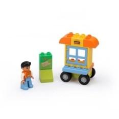 FC 31 Pcs Bangunan Intelijen Besar Blok Rakitan Entertainmenteducational Toy Set-Intl
